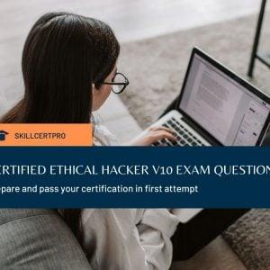 CEH v10 exam questions
