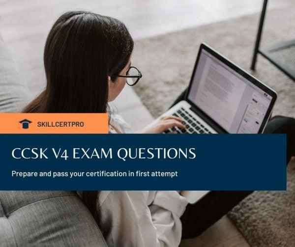 CCSK V4 Exam Questions