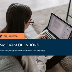 CISM Exam Questions
