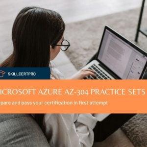 Microsoft Azure Architect Technologies (AZ-303) Exam Questions